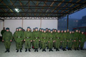 Ставрополь какие военные части