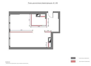 Узаконить перепланировку квартиры стоимость московская область цена