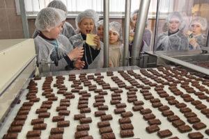 Как открыть шоколадную фабрику