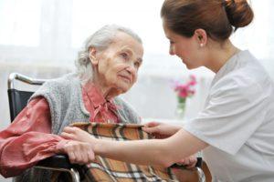 Как найти желающего по ухаживанию за пожилыми одинокими людьми