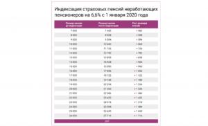 Пенсия ребенку инвалиду в 2020 году сумма после индексации