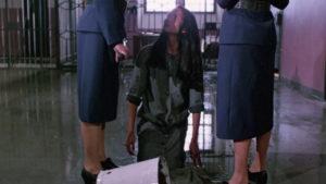 Насилие в женских тюрьмах