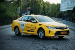 Отдать машину в яндекс такси новосибирск