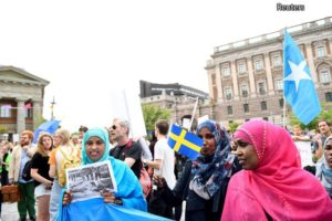 Жизнь мигранта в швеции