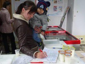 Молочная кухня малообеспеченным семьям екатеринбург