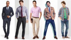 Как одеваться на собеседование мужчине